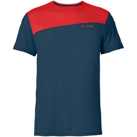 VAUDE Sveit T-Shirt Uomo, mars red